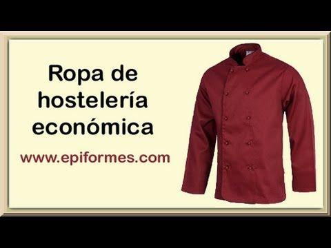 Ropa de hostelería económica ,chaquetas y pantalones de cocinero a juego con gorros y bandanas , Este apartado de ropa es la más demandada por el precio económico