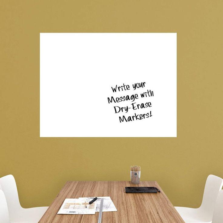 Fathead Dry Erase Whiteboard - 99-99026