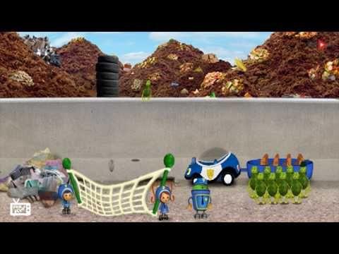 Auto della polizia, Team umizoomi italiano, Cartoni animati per bambini