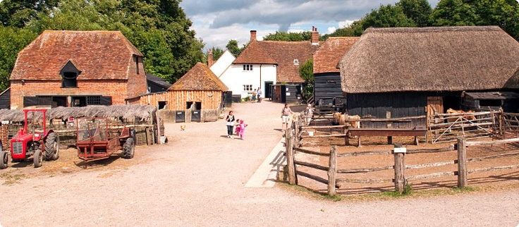 Manor Farm and Country Park #Hampshire