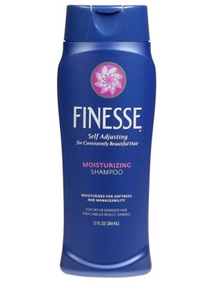 I LOVE Finesse Shampoo and Conditioner. It works just as well if not better than many salon brands