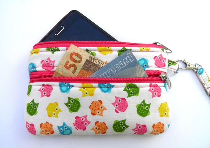 Carteira Porta Celular/Smartphone