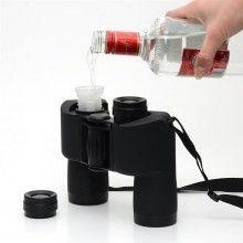 Binoculars Drink Flask