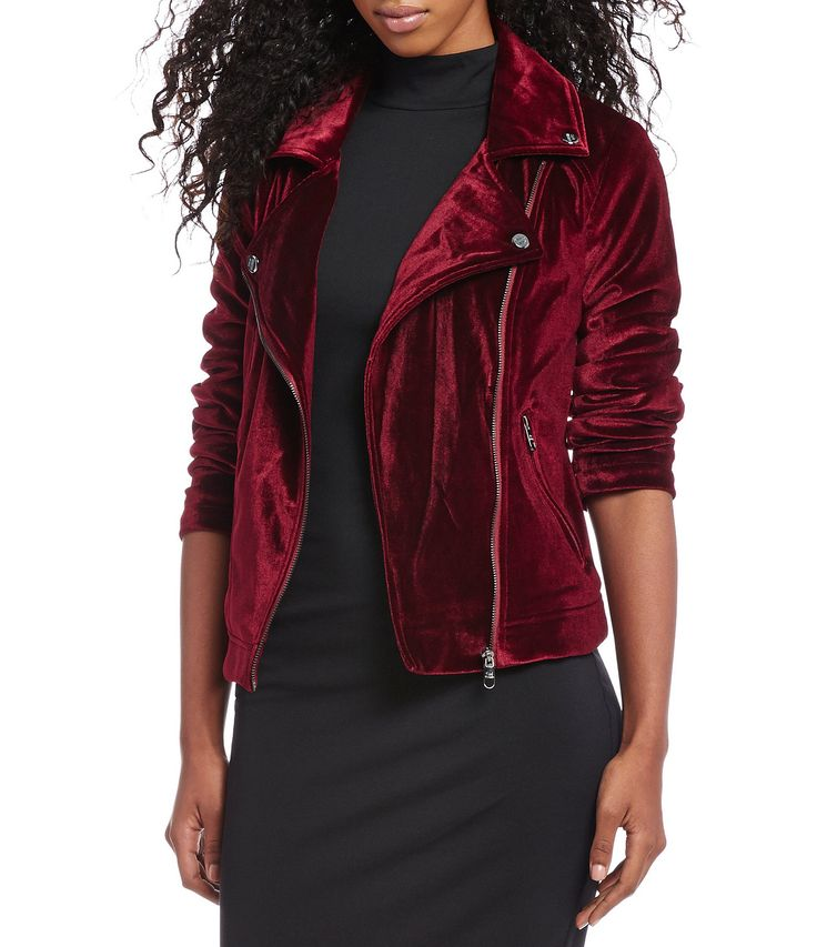 Shop for Steve Madden Notch Collar Velvet Moto Jacket at Dillards.com. Visit Dillards.com to find clothing, accessories, shoes, cosmetics & more. The Style of Your Life.