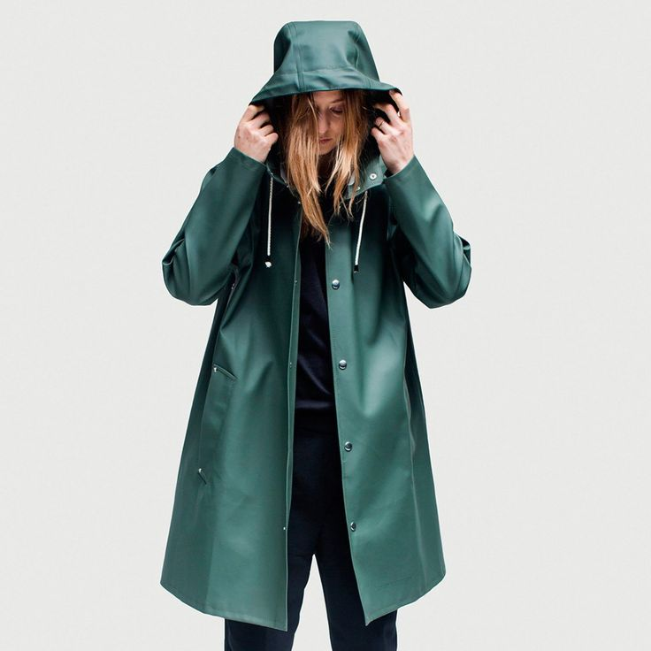 Top 25  best Raincoats for women ideas on Pinterest | Black ...