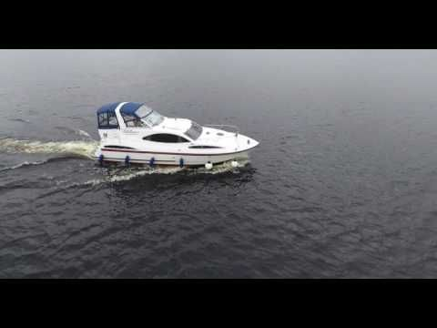 Hire the Inver Princess Boat for a Luxury Boating Holiday in Ireland - ABC Boats