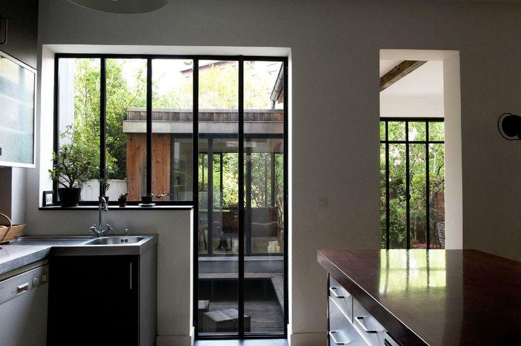 25 best images about extension maison bois on pinterest for Agrandissement maison 59
