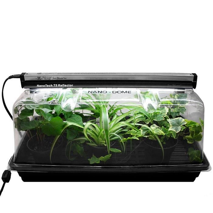 Wonderful SunBlaster Mini Greenhouse Kit