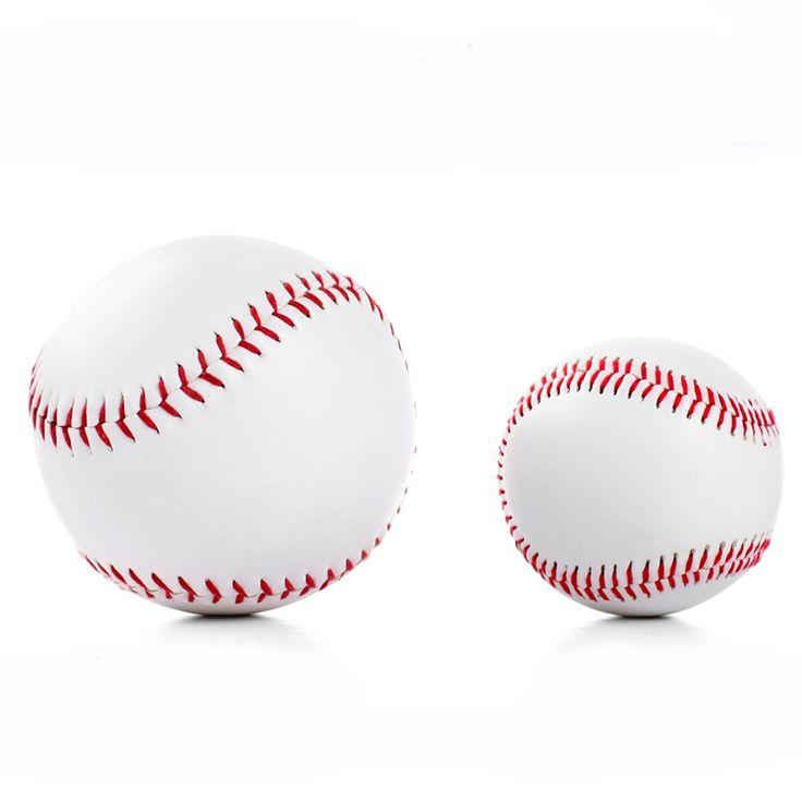 בית ספר משלוח חינם בעבודת יד 10 גודל 3 יחידות pu קשה כדורי בייסבול סופטבול בייסבול מעץ הכשרת סטודנטים פעילות גופנית bat