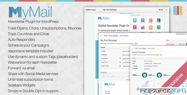 Build your e-mail lists with these 8 Most Effective #WordPress #Newsletter #Plugins. These are the best to build your #subscriber's list and increase #traffic.