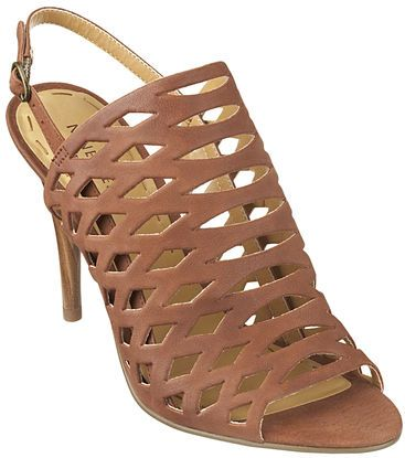 #NineWest                 #Women #Shoes             #sandal #caged #sole #buckle #cut #adjustable #strap #single #laser           SMILEDAYS                 Caged single sole 3 3/4 sandal with laser cut out detailing. Slingback strap with adjustable buckle.    http://pin.seapai.com/NineWest/Women/Shoes/1085/buy