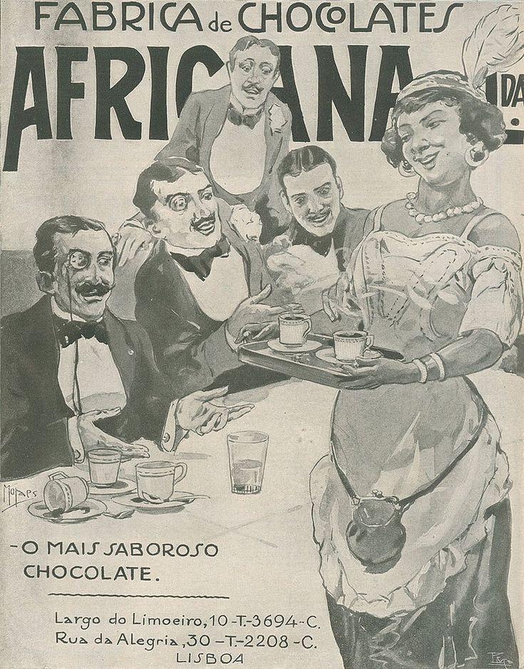 Todos os tamanhos | Fabrica de chocolates Africana Lda, 1919 | Flickr – Compartilhamento de fotos!