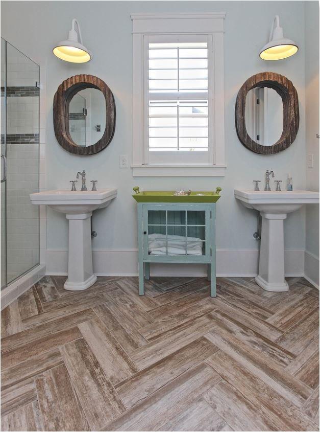 25 best ideas about vinyl wood flooring on pinterest for Waterproof bathroom flooring