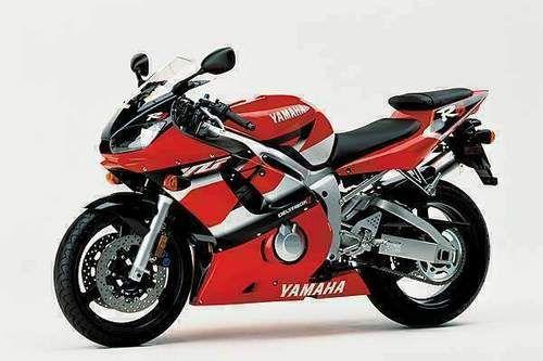 Yamaha Yzfr6 Factory Repair Manual 1999