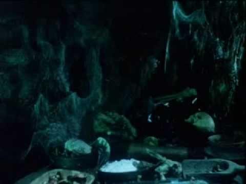O přincezně Jasněnce - ukázka - čarodějnice