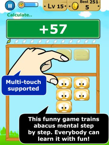 Teaching My Toddlers: Learning Soroban - Japanese Abacus - a good review of this abacus app, Abacus Adventure.