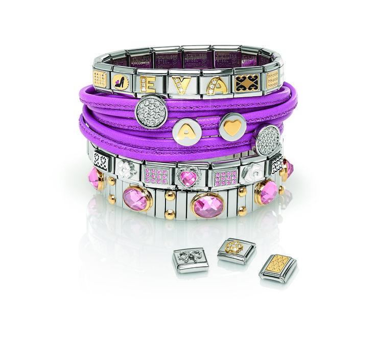 www.nomination.co... www.nomination.com #nominationitaly  #jewellery #jewels #bijoux #gioielli #joias #joyas #schmuck #smykke