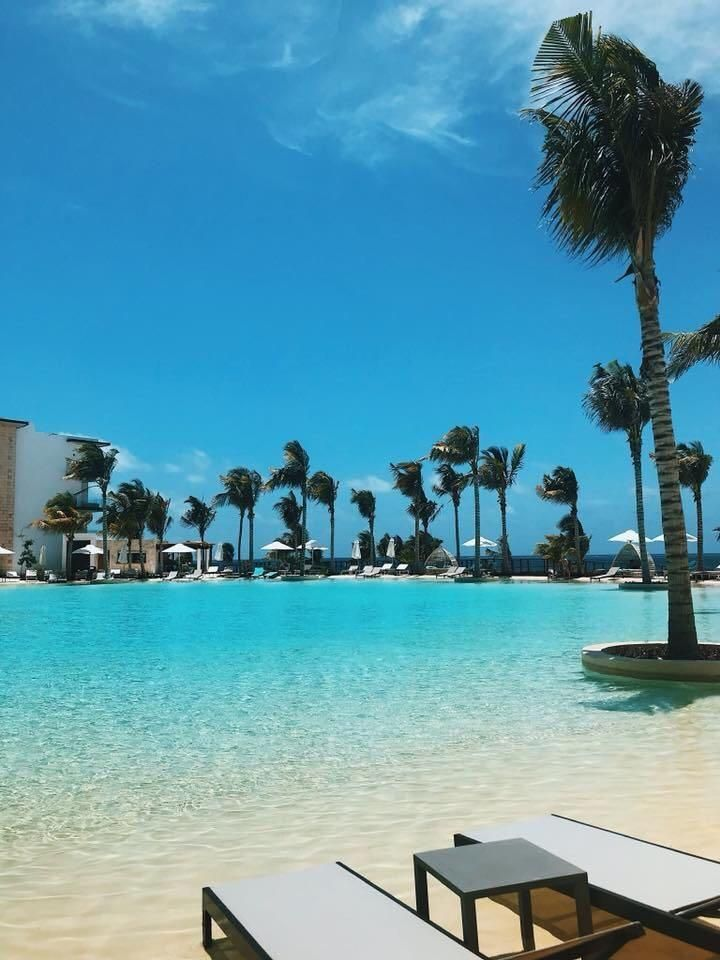 Lounge The Day Away In Paradise Here At Haven Riviera Cancun Riviera Cancun Cancun Hotels Resort Pools