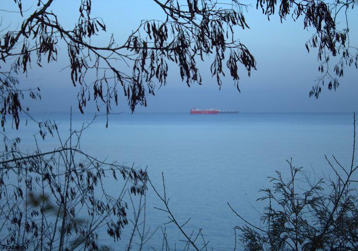 Gdynia - Widok na Morze :) #Photography #ILovePhoto