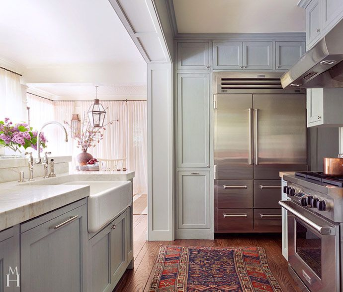 Great color for a kitchen