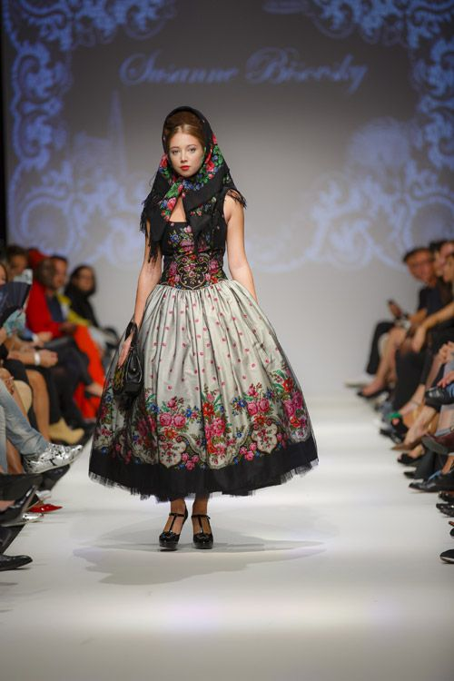 MQ Vienna Fashion Week .. Susanne Bisovsky