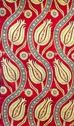 Osmanlı nakış sanatı - Turkish tulip motif