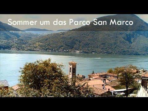 ▶ Wanderungen um das Parco San Marco - YouTube