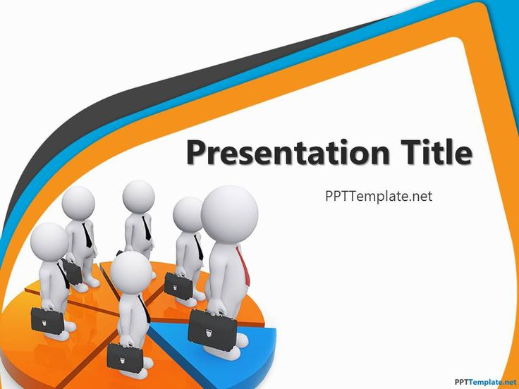 Download free Employees PPT template and slide design for employee handbook presentations created with MS PowerPoint 2010 and 2013 for a formal setting
