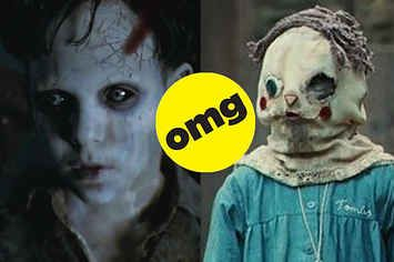 23 Underrated Foreign Horror Movies You Need To See ASAP. The Orphanage is the only one I have seen, and it is extremely good, well worth having to read the sub titles