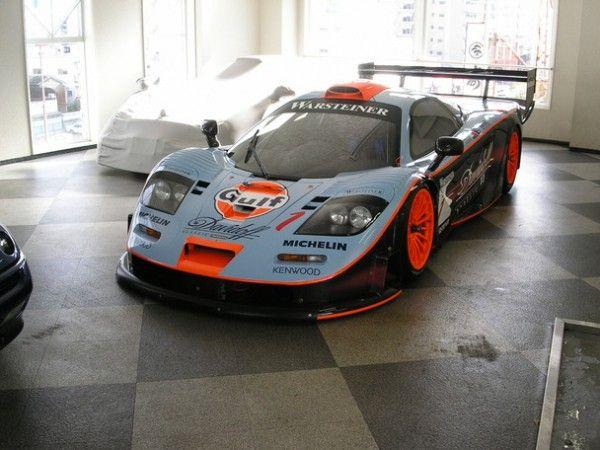 $3 Million McLaren F1 GTR