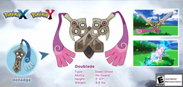 The Official Pokemon Site, as well as through their Facebook page, has released the latest addition to the Pokemon X and Y family, it's an e...