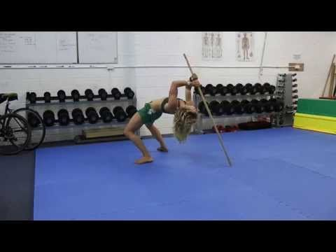 Stick Bodyweight Strength - Human Flag Regression - Sydney Strength & Conditioning - YouTube