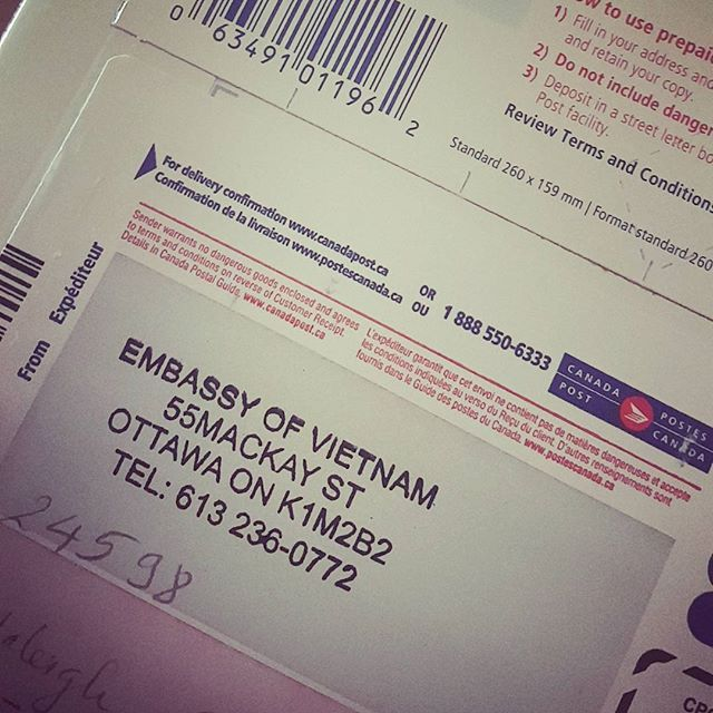 Information about international travel insurance for our Southeast Asia trip, and also how to obtain visas for Thailand, Cambodia and Vietnam for Canadian passport holders. #passport #visa #visas #canadian #travel #travelinsurance #insurance #southeastasia #asia #thailand #cambodia #vietnam #international #backpacking #trip