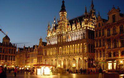 Βρυξέλλες - Πλατεία Grand Place