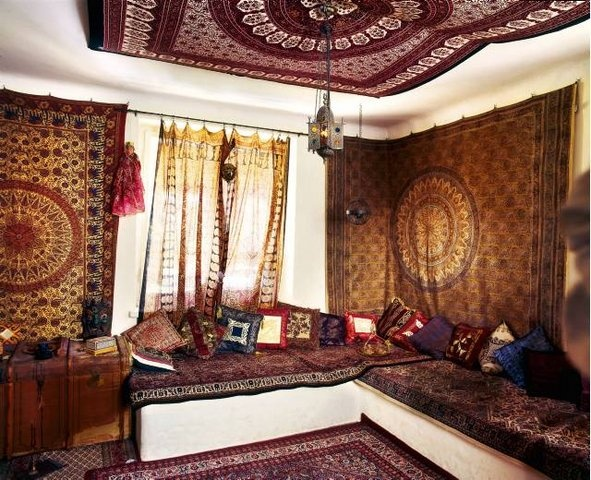 Oriental decor asian home for Decoration orientale