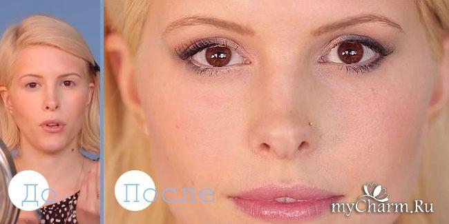Макияж: как сделать глаза больше в 2 раза: Группа Макияж