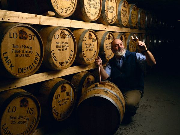 Lark Distillery: Artisan Tasmanian Whisky