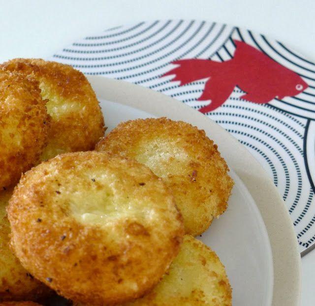 Recettes pour mon bentô: Poteto korokke (croquettes de pommes de terre à la japonaise)