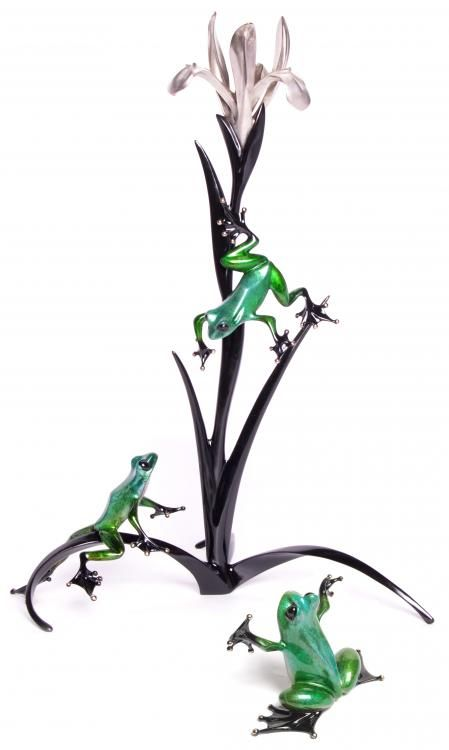 237 best images about Frog's crafts on Pinterest