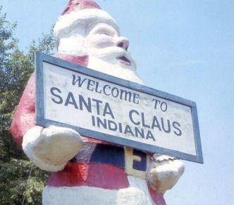 santa claus indiana | Santa Claus, Indiana