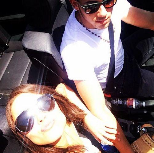 Olivia Culpo & Nick Jonas COTW