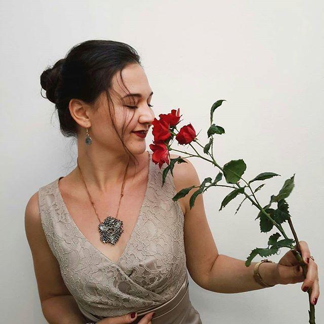 #dress #girl #rose