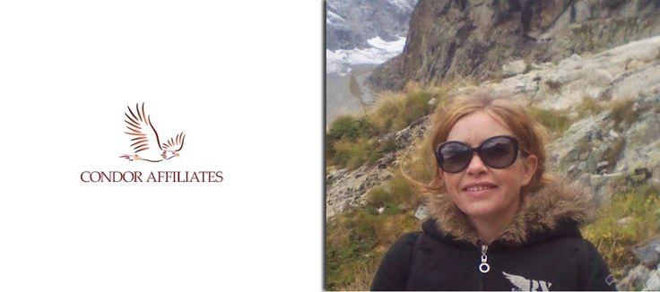 Meet Christine, Affiliate Manager at Condor-Affiliates