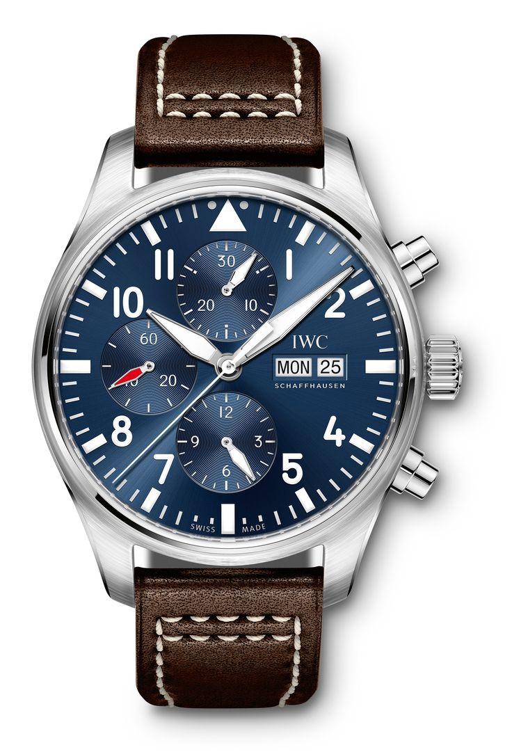"""IWC Pilot's Watch Chronograph Edition """"Le Petit Prince"""" IW377714"""