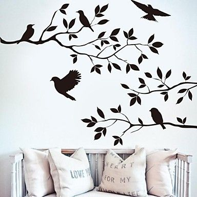 Bird Wall Decal
