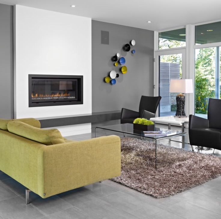 Cozy Modern Living Room With Fireplace 23 best fireplaces images on pinterest | fireplace ideas