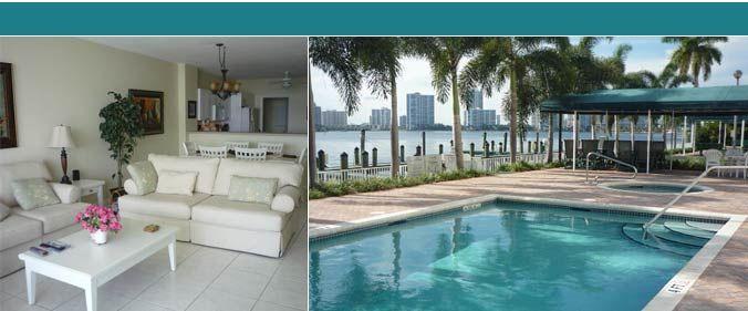 Trouver votre condo à louer en Floride, Hollywood, Miami, Sunny Isles Beach