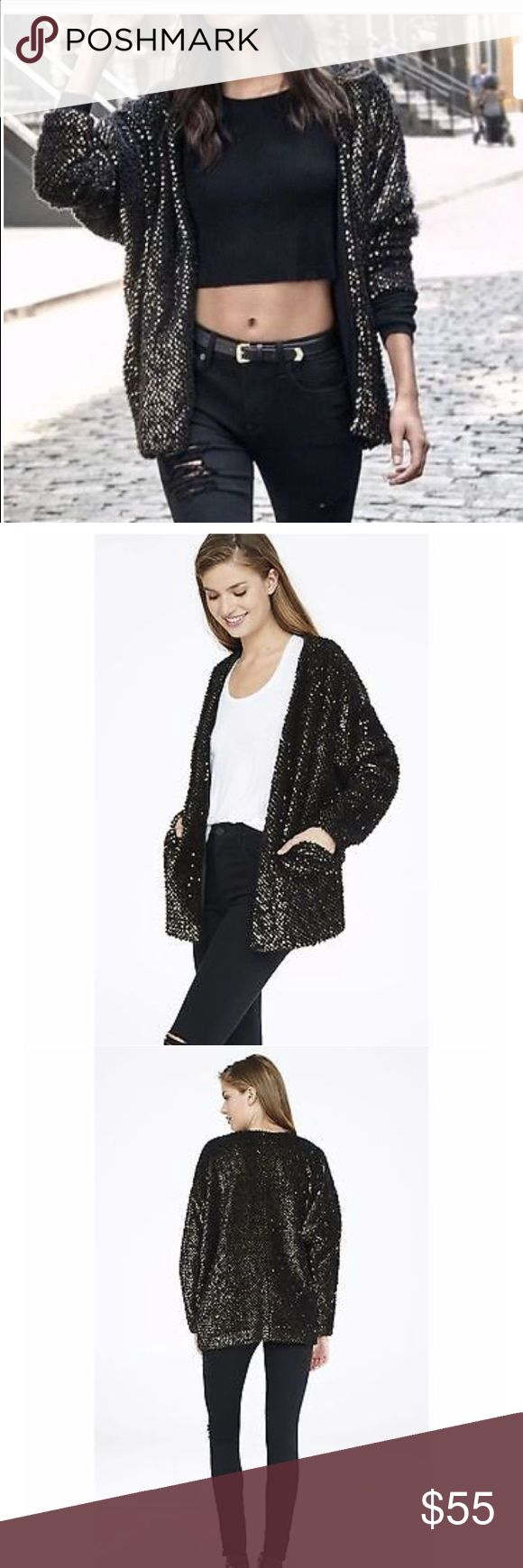 Best 25  Sequin cardigan ideas on Pinterest | Sequin blazer, Gold ...