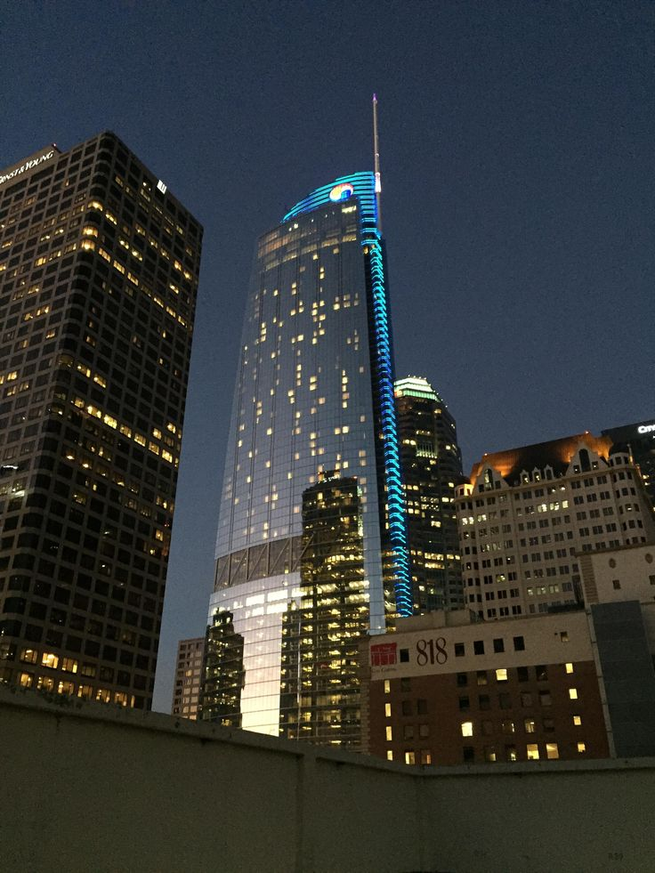 The Wilshire Grand Tower a beacon of change for Los Angeles