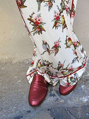 Wait and See presents ESSENTIEL shoes BAUM UND PFERDGARTEN pants